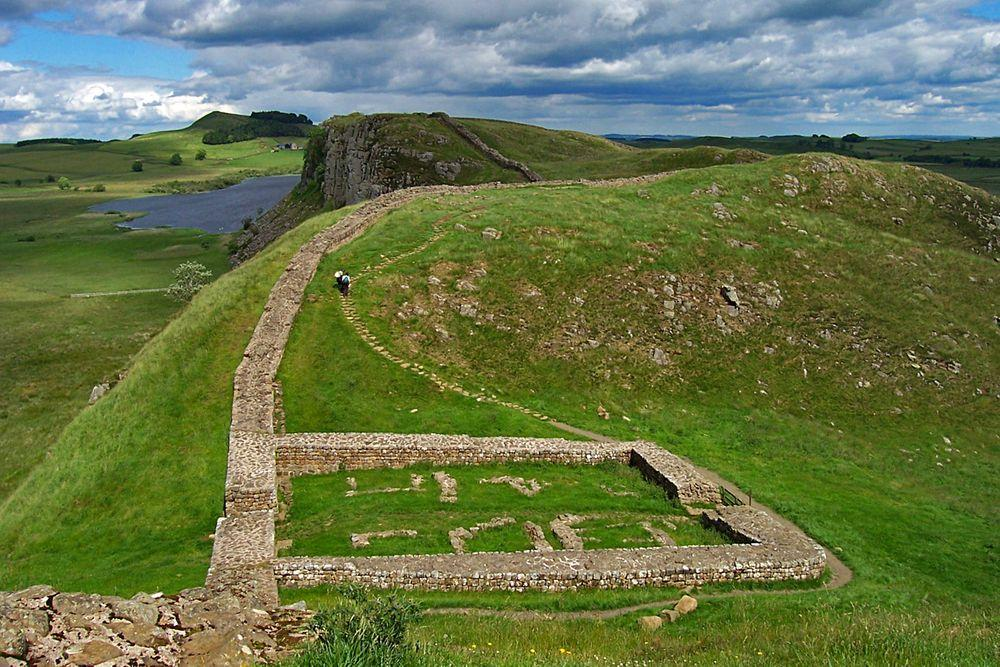 Hadrian's Wall, United Kingdom
