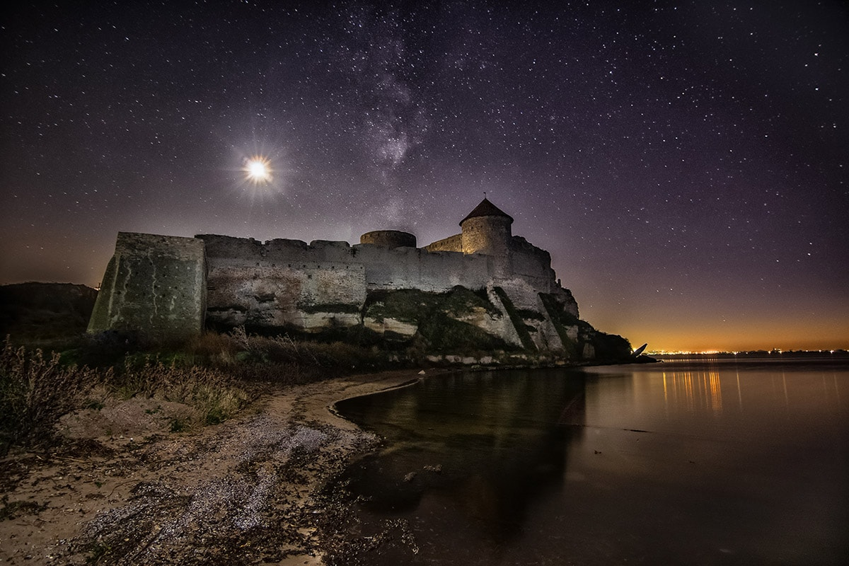 Akkerman Fortress, Ukraine