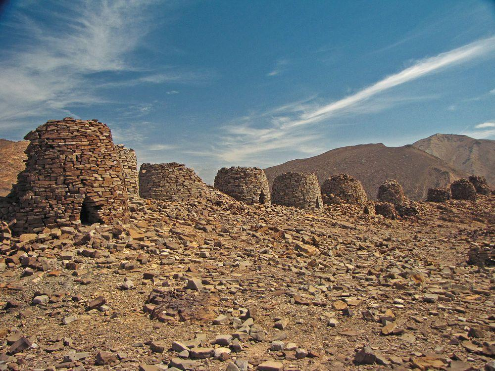Beehiwe tombs of Al-Ayn, Oman
