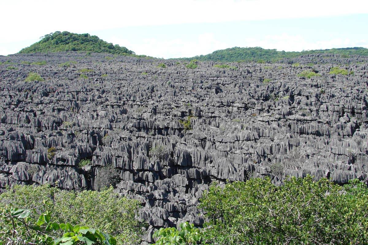 Tsingy de Ankarana, Madagascar