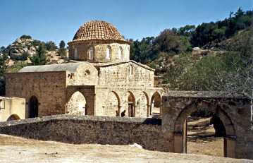 Antiphonitis church, Cyprus