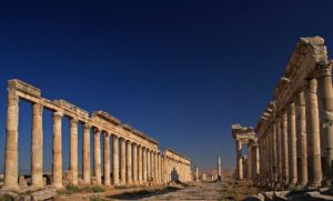 Great Colonnade of Apamea, Syria