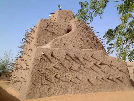 Tomb of Askia, Mali