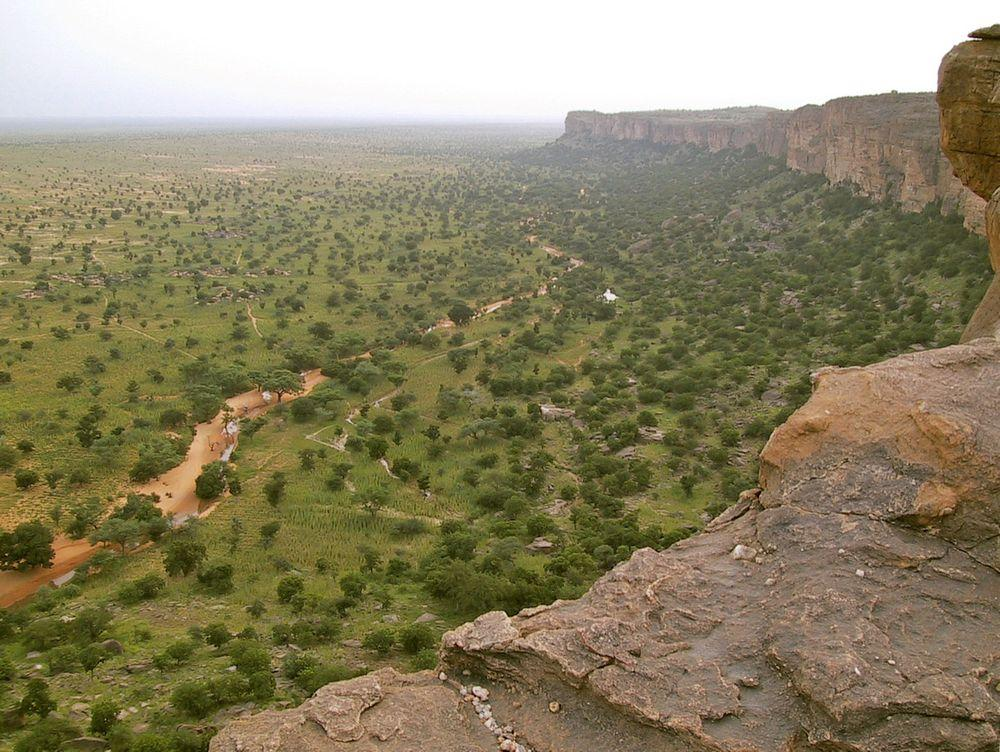 The mysterious Bandiagara Escarpment, Mali