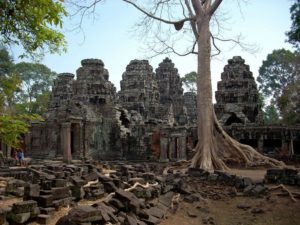Banteay Kdei in Angkor
