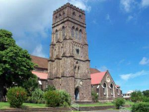 St. George's Anglican Church in Basseterre