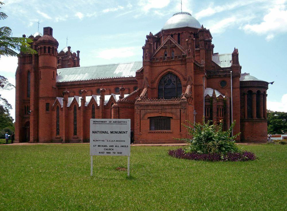Blantyre St. Michael and All Angels Church, Malawi