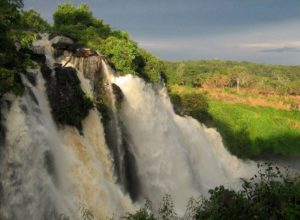 Boali Falls, Central African Republic