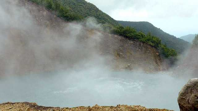Boiling Lake, Dominica