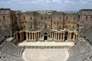 Bosra Roman Theatre, Syria