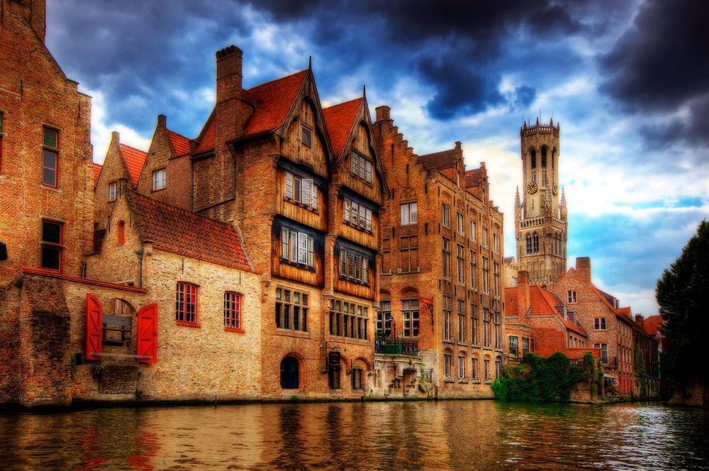 Bruges Old City, Belgium