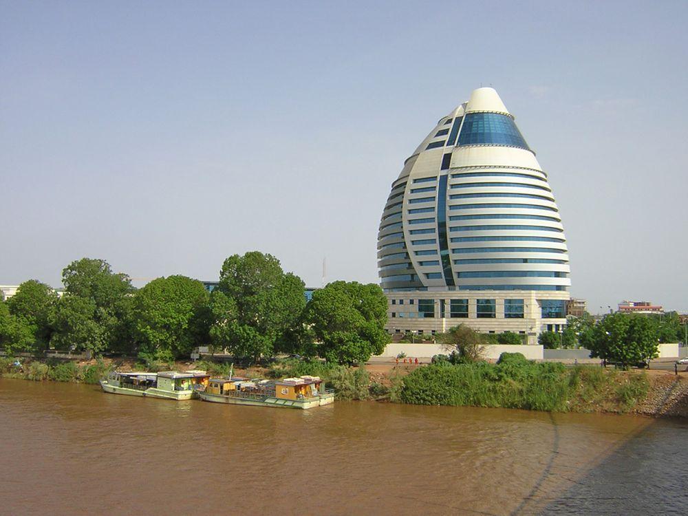 Burj Al-Fateh in Khartoum