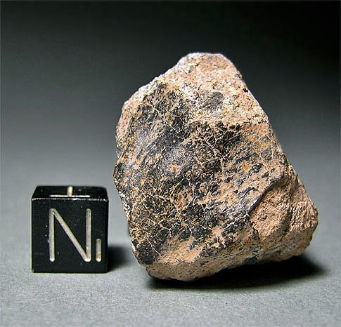 Piece of Carancas meteorite