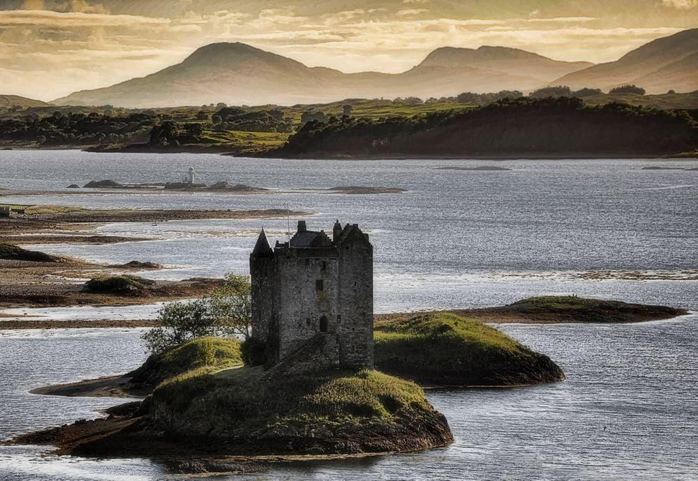 Castle Stalker, Argyll and Bute