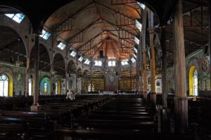 Basilica of the Immaculate Conception in Castries, Saint Lucia
