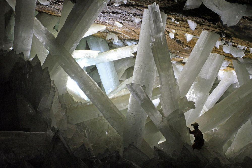 Naica Cave of the Crystals, Mexico