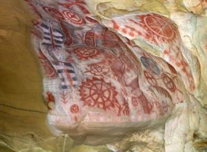 Chumash Painted Cave, California