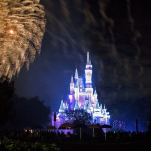 Cinderella Castle in Walt Disney World Resort, Florida