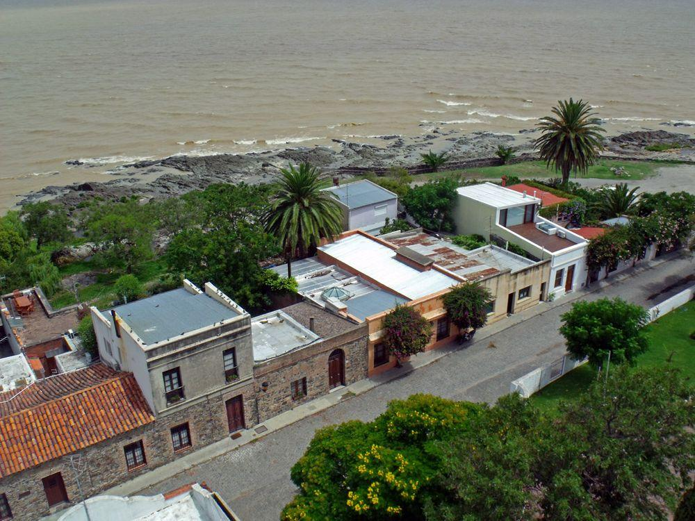 Colonia del Sacramento, view from the lighthouse