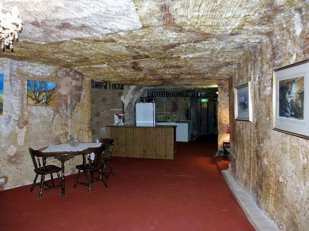 Underground apartments in Coober Pedy