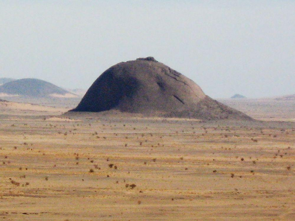 Devil's Mountain, Western Sahara