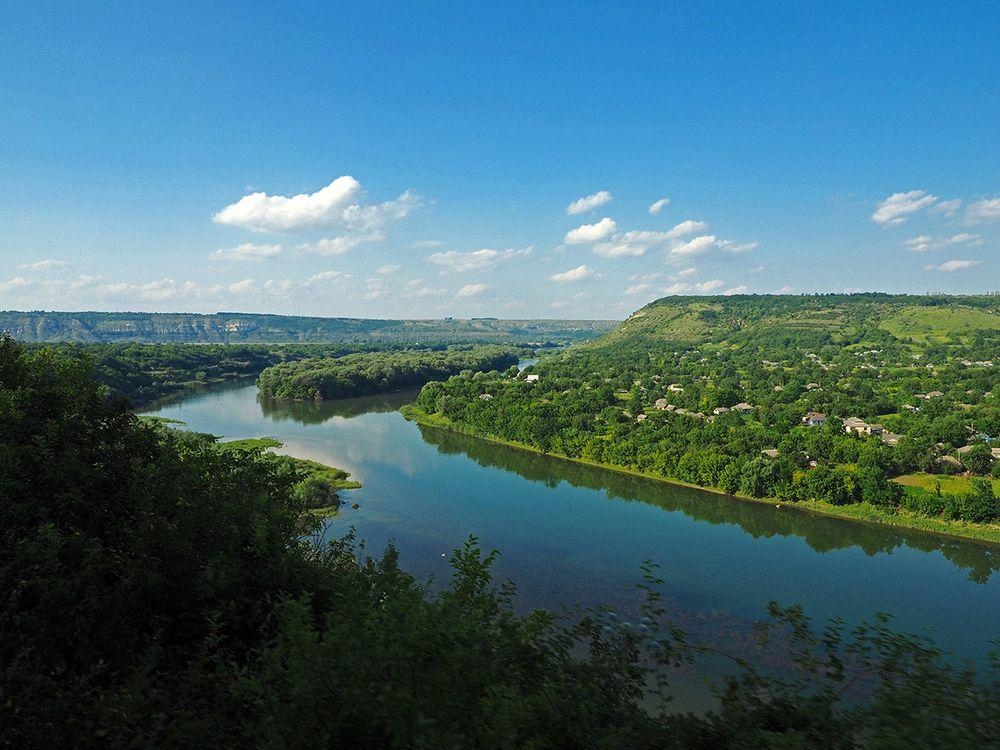 Valley of Dniester, Moldova