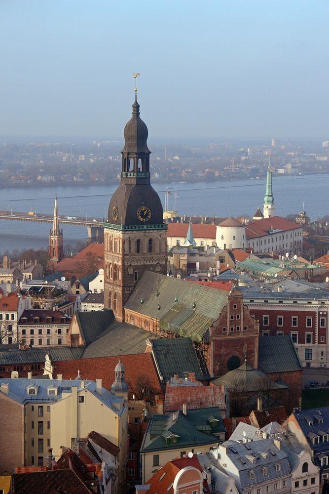 Riga Dom Cathedral, Latvia
