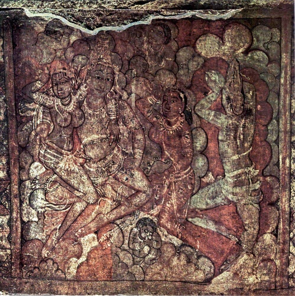 Ancient and medieval Indian cave paintings - online encyclopedia