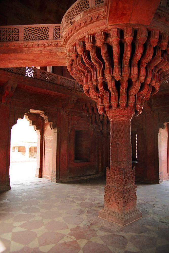 Fatehpur Sikri, Diwan-i-Khas