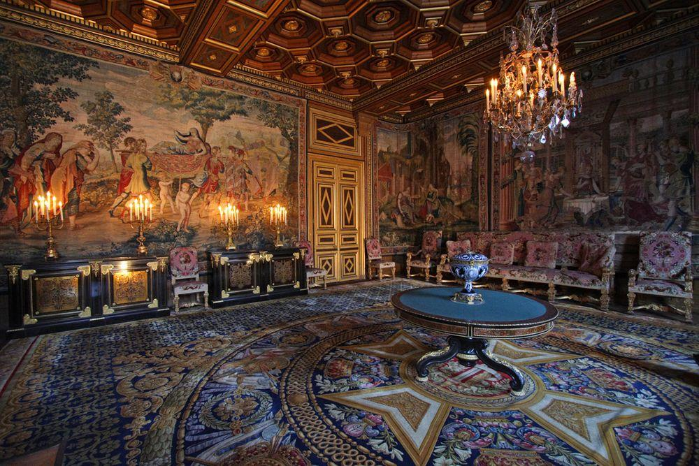 Palace of Fontainebleau, Tapissery Salon