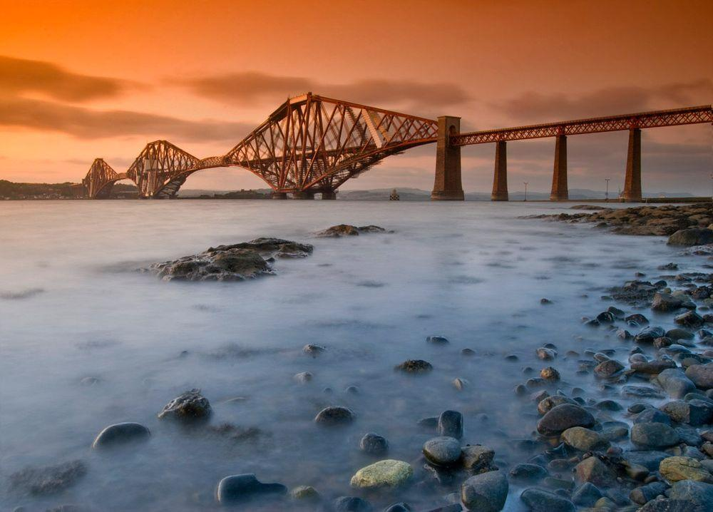 Forth Bridge, City of Edinburgh