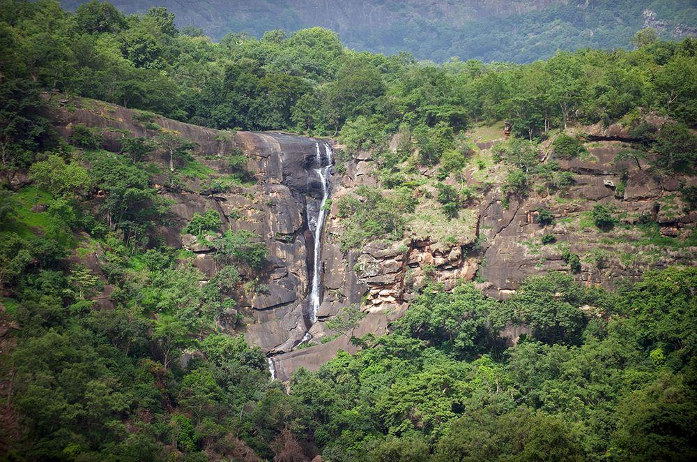 One of the countless waterfalls in Fouta Djalon, Guinea
