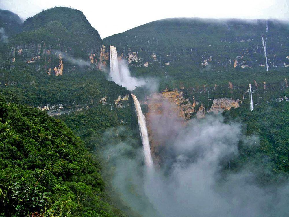 Gocta Falls, Peru