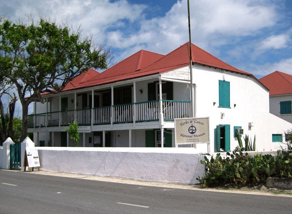 Turks and Caicos National Museum - Guinep House