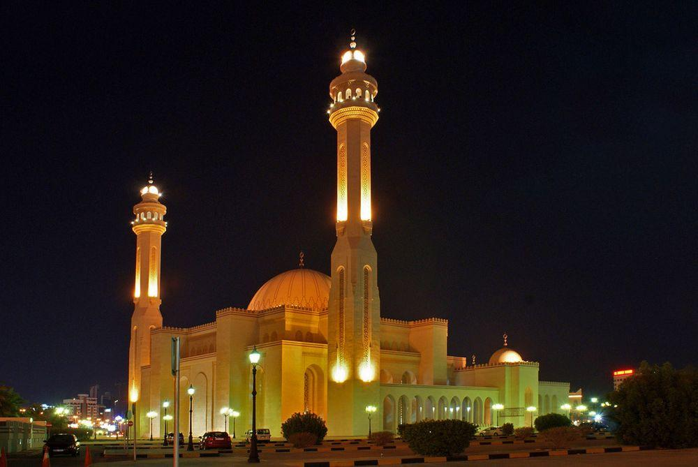 Al Fateh Grand Mosque, Bahrain