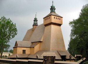 Haczów Church, Poland
