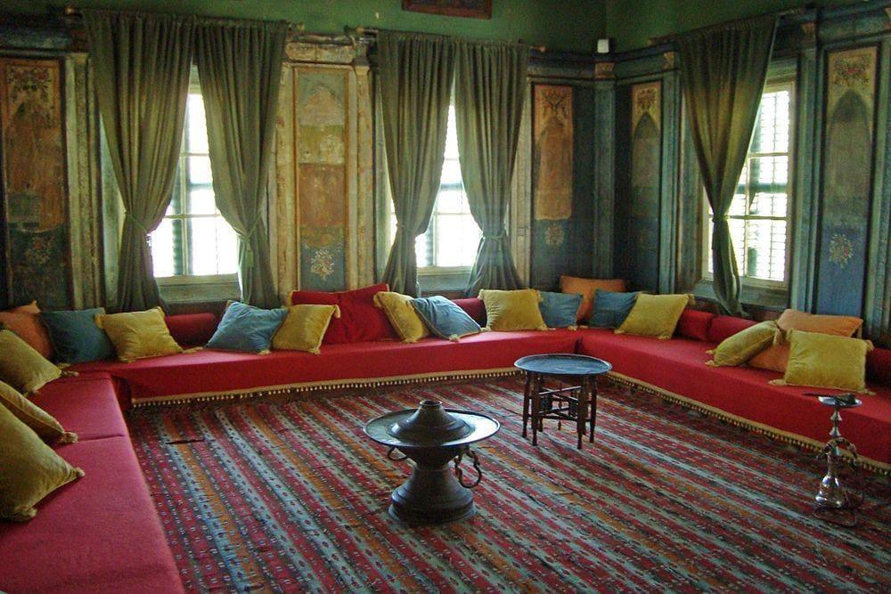 Living room in Hadjigeorgakis Kornesios Mansion, Cyprus
