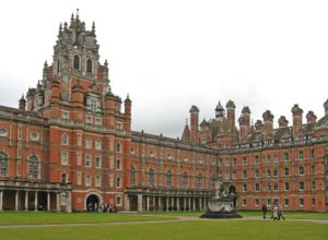 Founder's Building of Royal Holloway College, Surrey