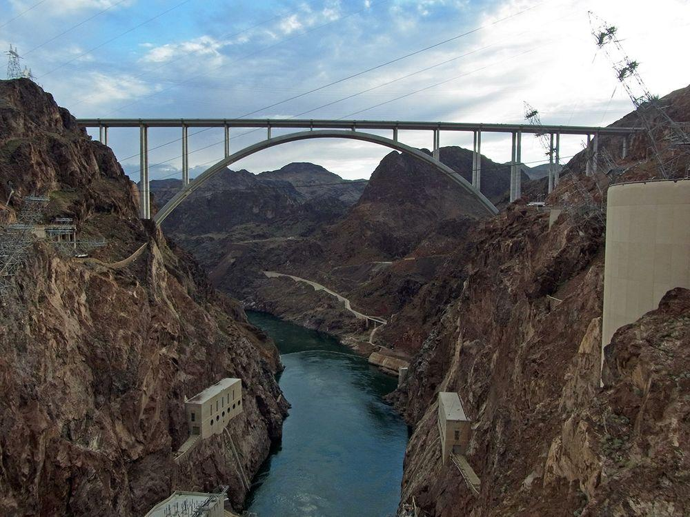 Mike O'Callaghan–Pat Tillman Memorial Bridge, Arizona