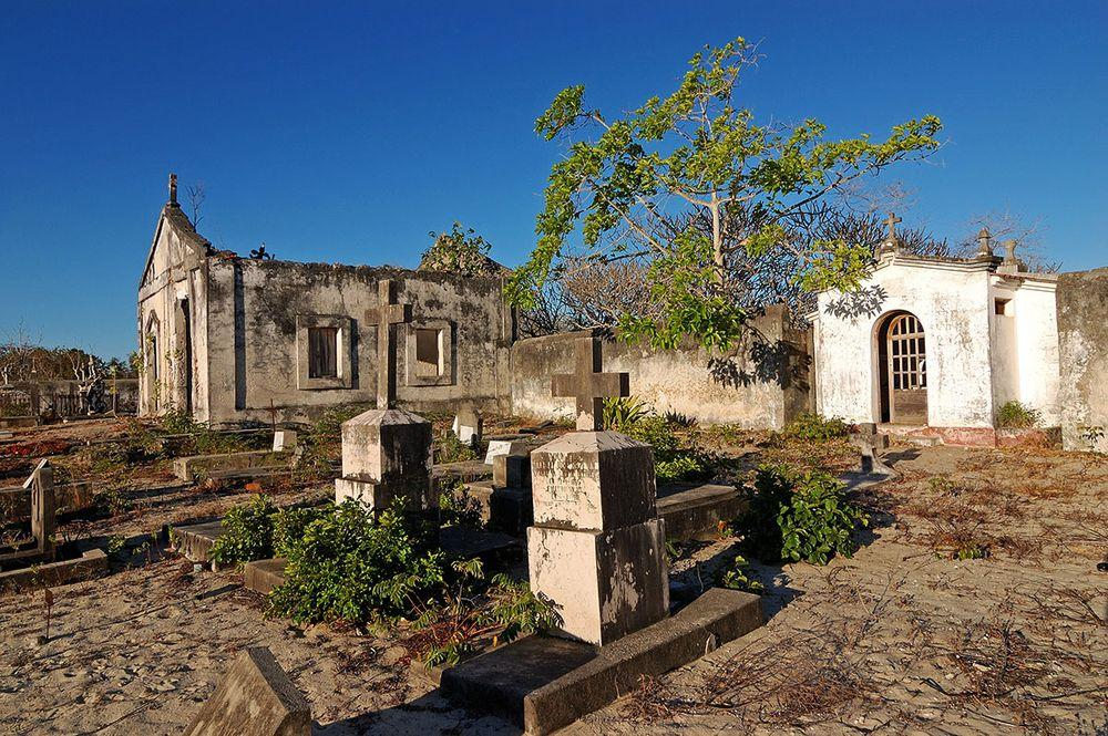 Stone Town of Ibo Island, Mozambique