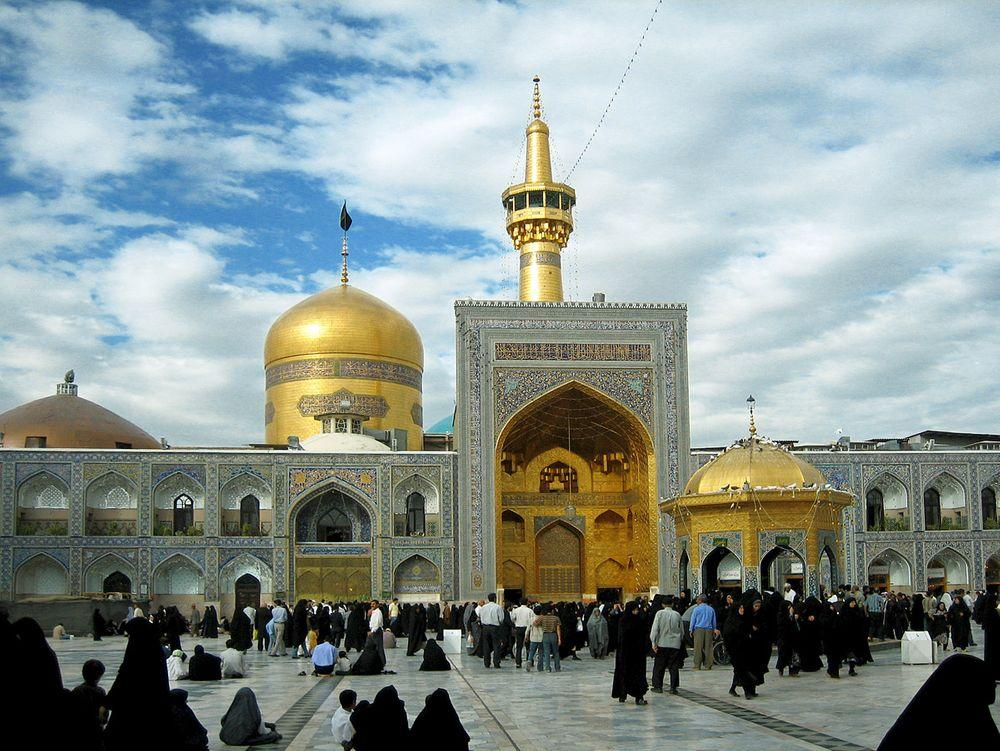 Imam Reza Shrine, Iran
