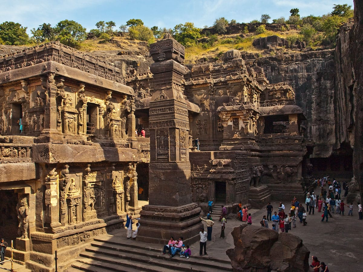 10 most amazing ancient rock-cut temples in India | Wondermondo