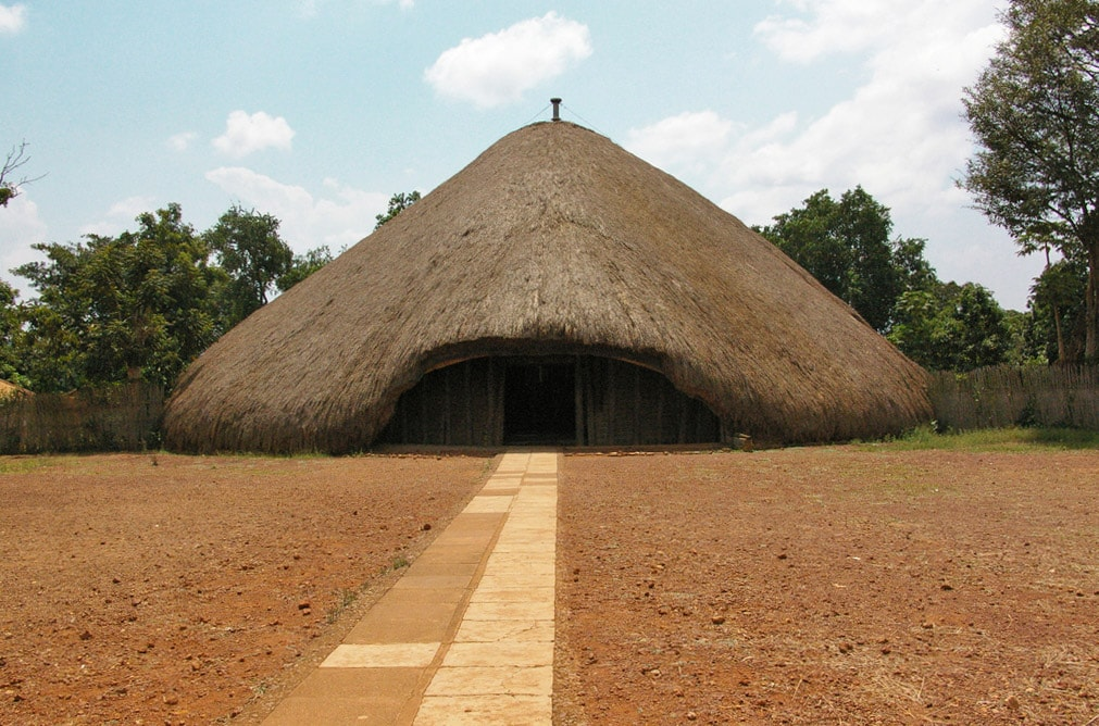 Kasubi royal tombs, Uganda