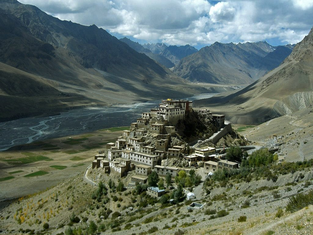 Key Gompa, India