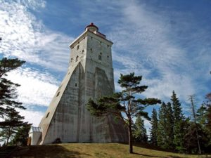 Kõpu Lighthouse, Hiiumaa in Estonia