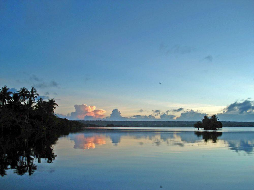 Lake Tegano, Solomon Islands