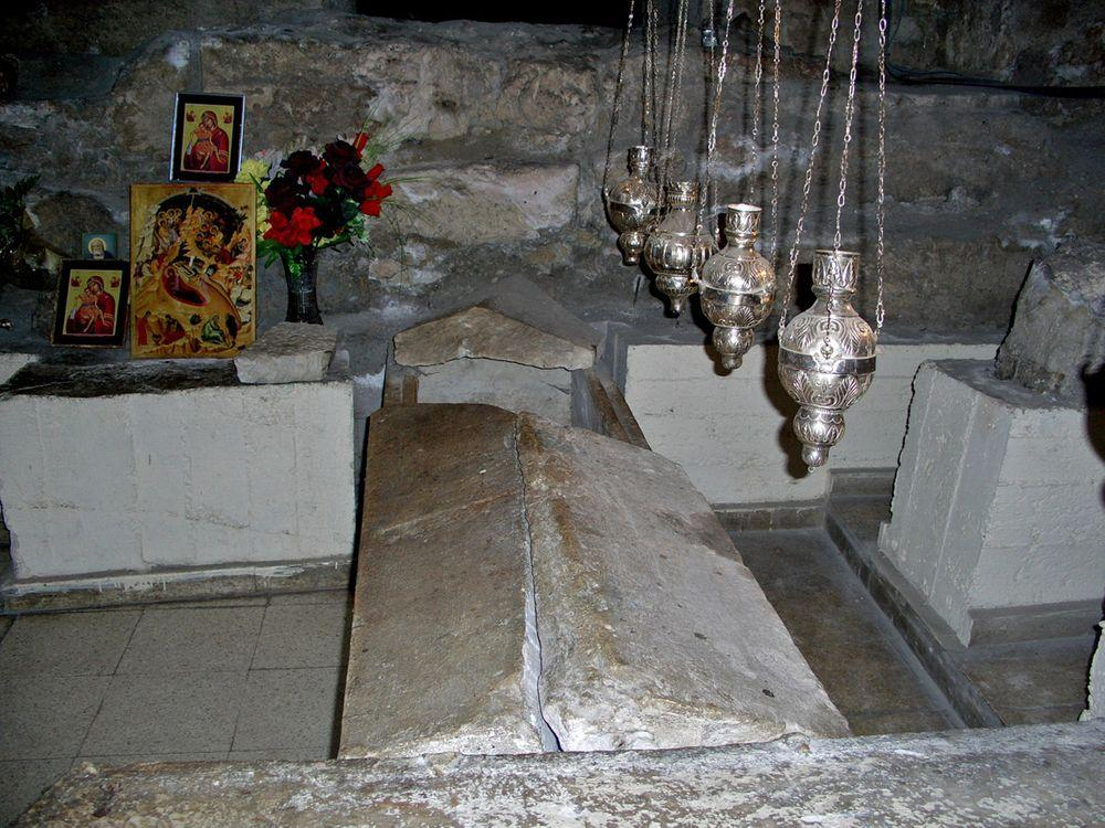 Tomb of Lazarus - the man who was resurrected by Christ, Cyprus