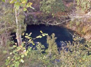 Big Dismal sinkhole, Florida