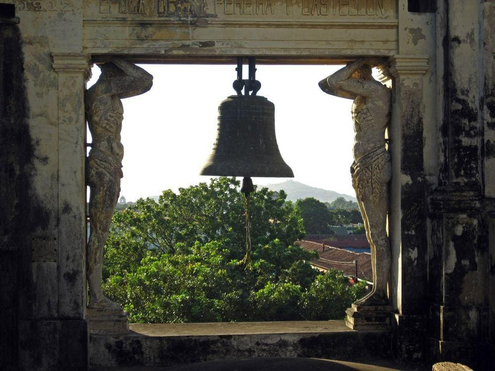 One of the bells, Nicaragua