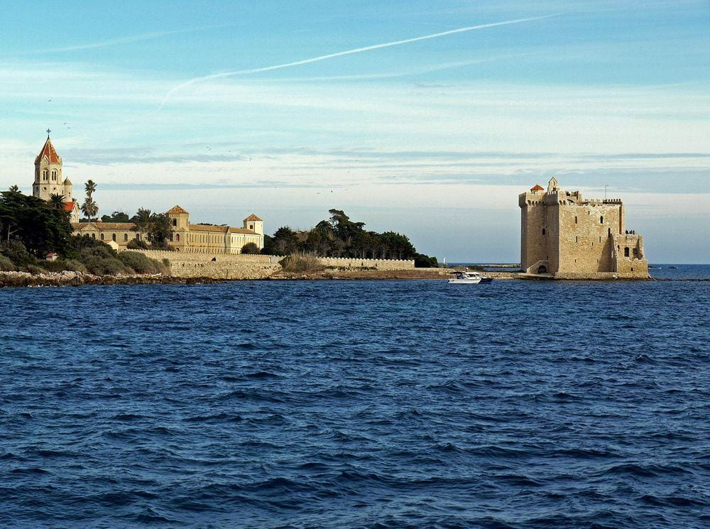 Lérins Abbey, France